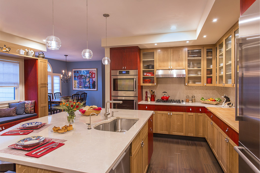 Brookline Kitchen Countertop
